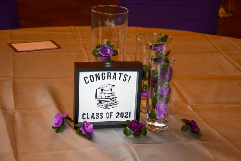 Holy Cross Christian Academy Graduation 2021