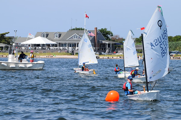 SYC Junior Regatta 7-13-18