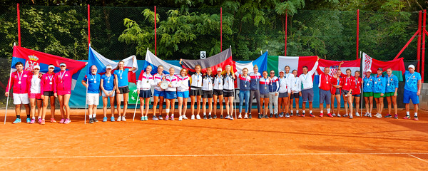 Junior fed cup european final round girls 16 years and under 2019