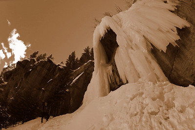 Ice Climbing Favorites