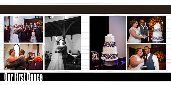 Maegan & Ray's Wedding Album