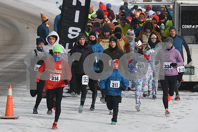 20181122 - Thanksgiving Turkey Trot in Killington