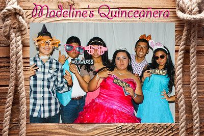 Madeline's Quince