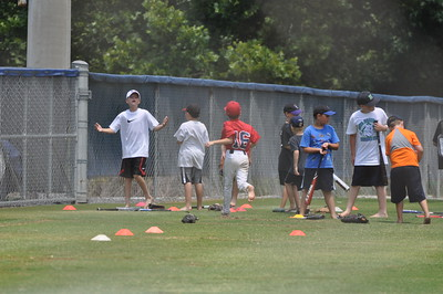 Hoya Baseball Camp 2011