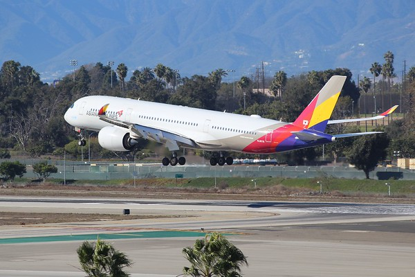 Asiana Airlines (OZ)