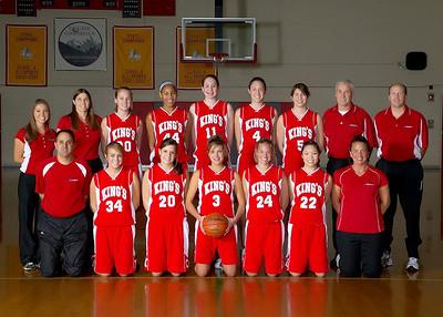 06-07 Girls Basketball