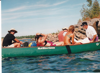 Paddle the French River to Georgian Bay