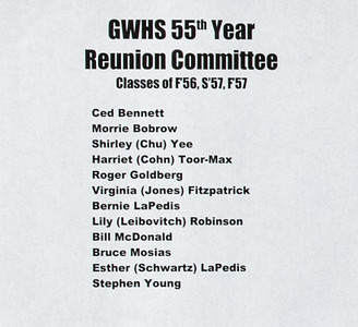 Reunion Committee's images