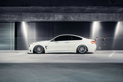 Huy's Widebody 435i