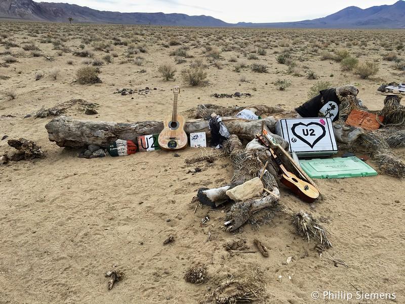 U2 fans have left this junk
