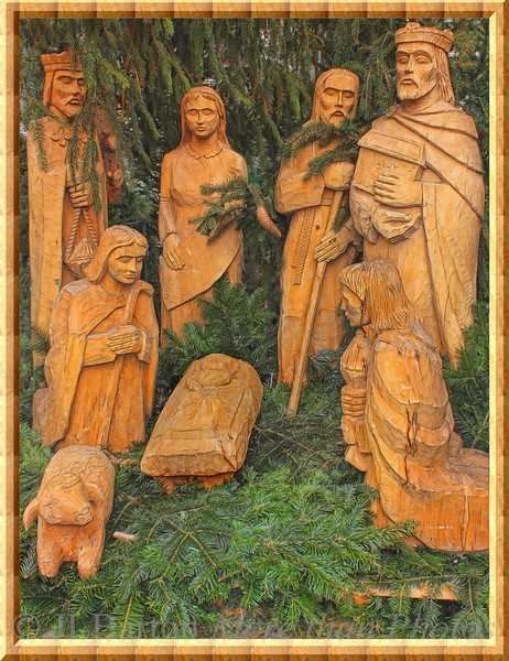 Creche Figures