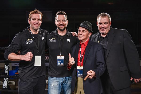 MMA OFFICIALS TRAINING SEMINAR