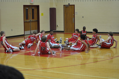 8th Grade Tournament Chisolm Trail