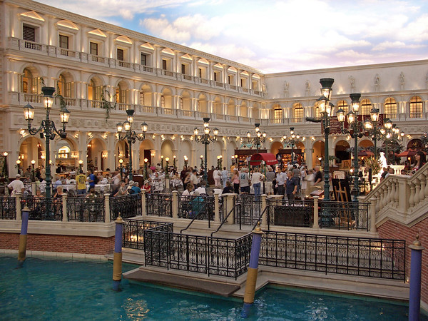 Las Vegas, August 2004