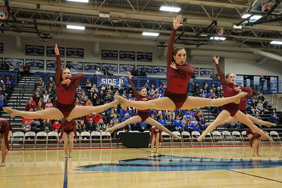 Eastview Invitational, Dec. 8, 2018. Eastview High School. Photo by Matt Blewett