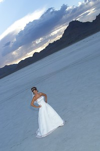 Jessica  Salt Flats