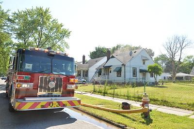 Melvindale ( Dearborn) House Fire- Wood Street.