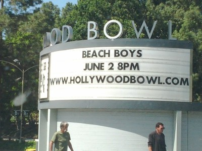 2012 0602 Beach Boys Hollywood Bowl