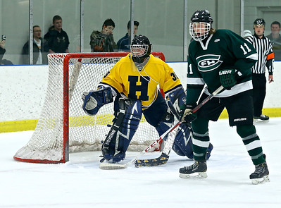 Hudsonville vs Forest Hills Central Hockey