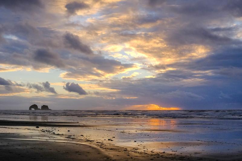 Oregon Coast Beach
