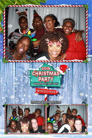 Best Western Employee Christmas Party 12-18-2019