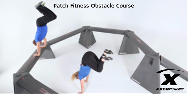 Patch Fitness Obstacle Course