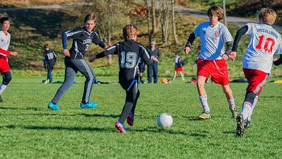 171111 Cambridge vs Milton Soccer Game