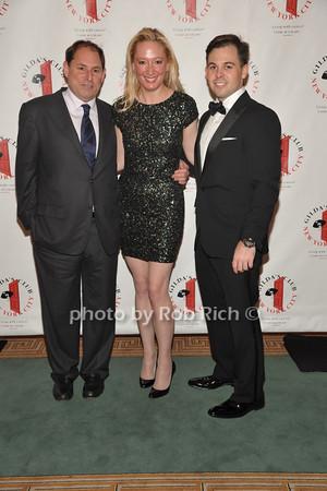 Carl Goldfischer, Rebecca Rapaszky, Bill Slattery jr.