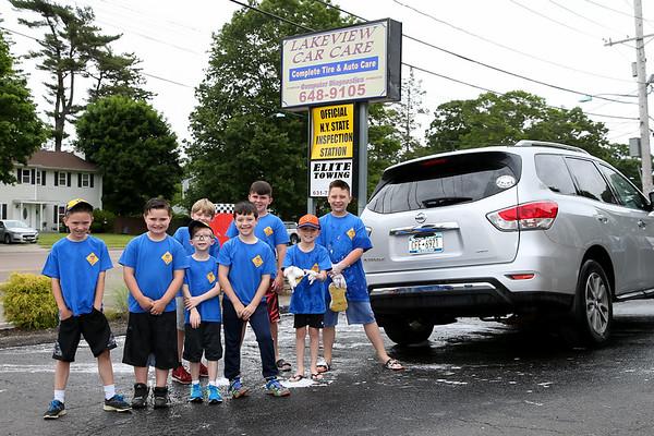 June | Cub Scouts Car Wash