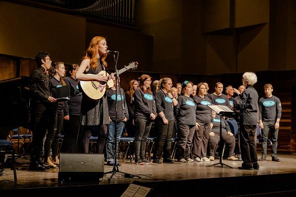Concert at DF Cooke Recital Hall