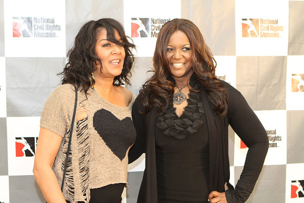 Wendy & Tanzi @ NCRM 2011 Freedom Awards
