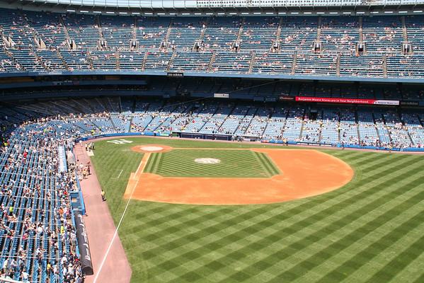 Yankee Game 7-22-07