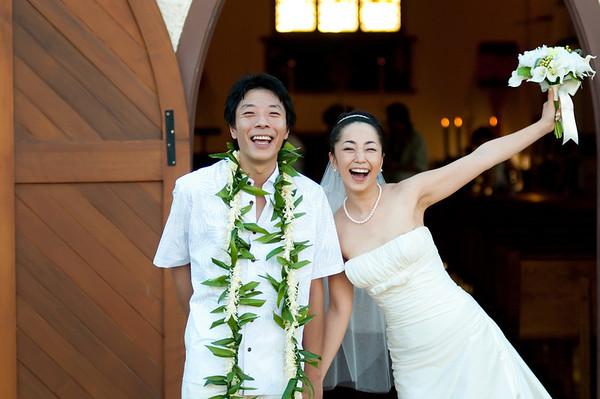 Takada Wedding by Arien Sherman