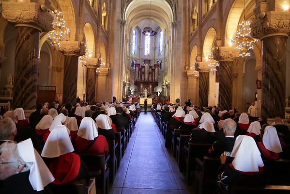 Cachot and Sacred Heart Church
