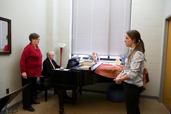 Annie McDonald residency