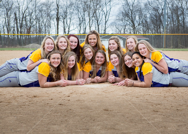 Softball Team 2016