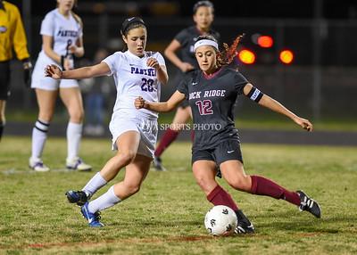 Girls Soccer: Rock Ridge vs. Potomac Falls 3.28.16