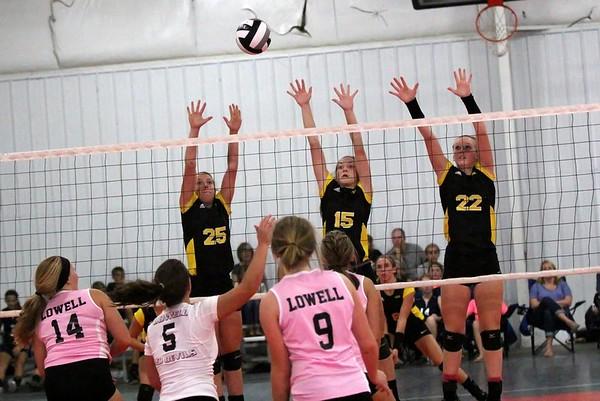 (V) Marquette Invite @ Dunes Volleyball Club (V) 8/22/15