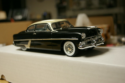 '54 Hudson Coupe 8/21/14
