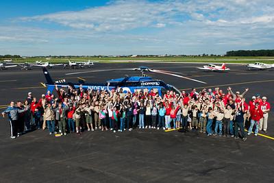 Youth Aviation Adventure - Columbus Program, OSU Airport, September 17, 2011