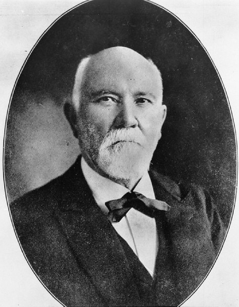 Alfred Beck Chapman, pioneer Los Angeles lawyer and District Attorney, ca.1875