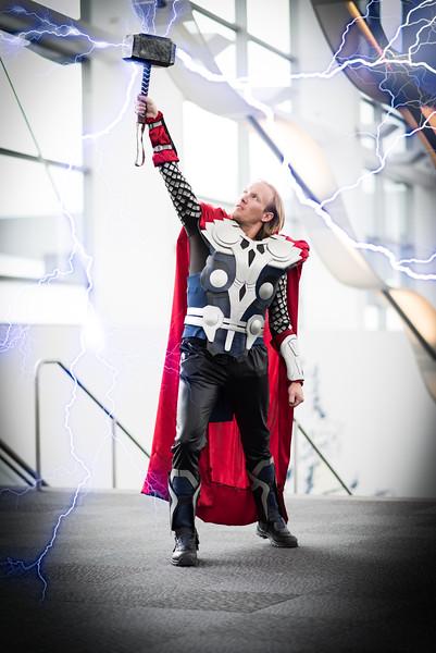 Voxxy Cosplay at Denver Comic Con 2015