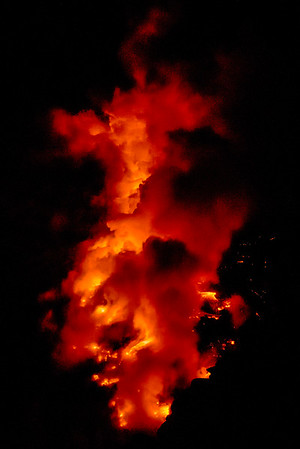 Photograph's of Lava from the Big Island of Hawaii