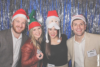 12-13-18 Atlanta Omni at the Battery Photo Booth - Huber Holiday Party - Robot Booth