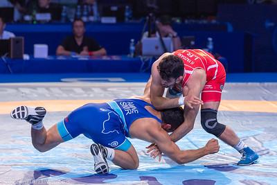 Day 8 Semifinals Dake, Amine, Snyder