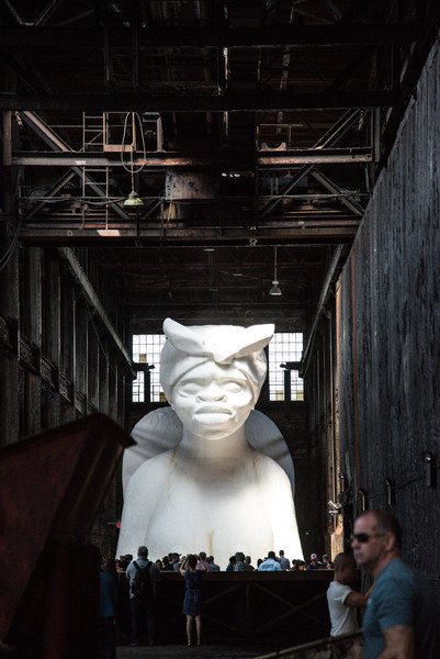 Exhibition - Kara Walker Domino