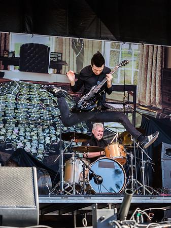 Anti-Flag (Aftershock Festival 10/21/2017)