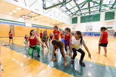 Emerald Dancers Camp