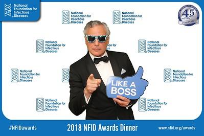 2018 NFID Awards Dinner: Kiosk Photos