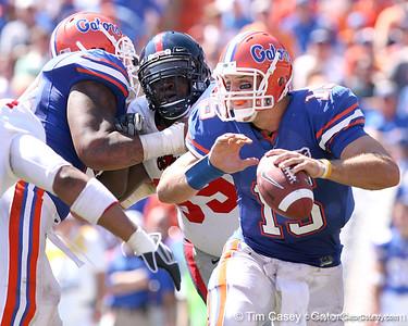 Photo Gallery: Florida vs. Mississippi, 9/27/08, second Half